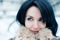 Proteggere la pelle d'inverno